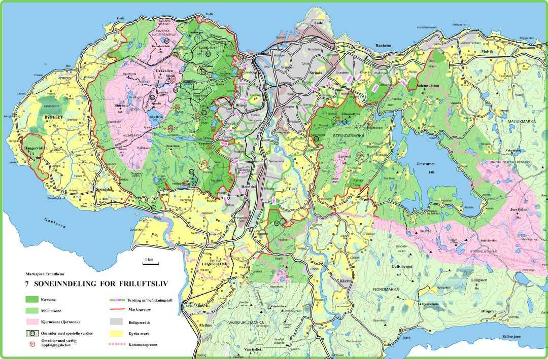 Trondheim Kommune Karttjeneste